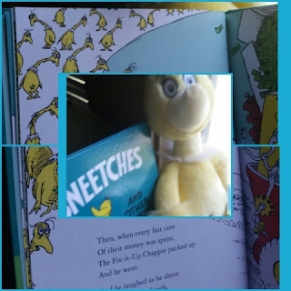 sneetches collage