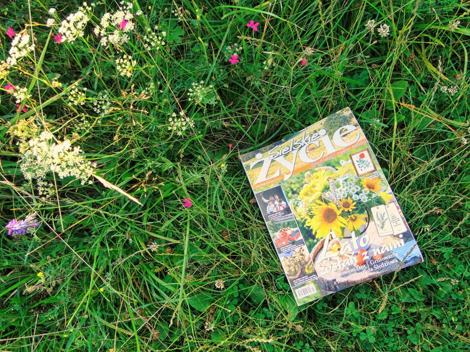 Z Nosem W Książce Sielskie życie Magazyn Sierpień