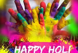 Happy Holi best wishes in Hindi 2019