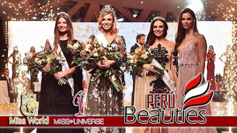 Milena Sadowska es Miss Polonia 2018