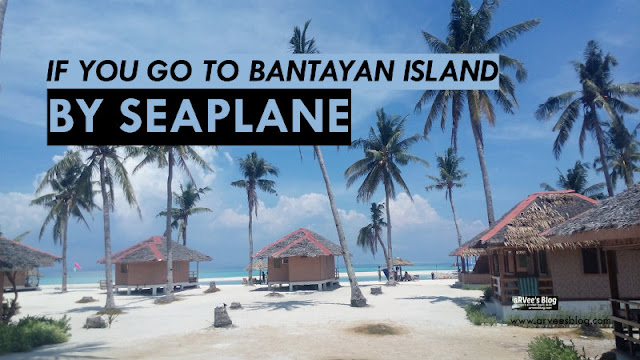 How to go to Bantayan Island by Seaplane Air Juan
