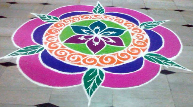 verynicepic,Best Latest Rangoli Design for Diwali and rangoli designs 2017,rangoli design images new, simple rangoli images,rangoli design for competition,small rangoli design,indian rangoli pictures, rangoli photos,rangoli design with dots.