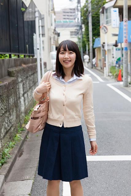 吉岡里帆 Riho Yoshioka Weekly Georgia No 78 Extra Pics 04