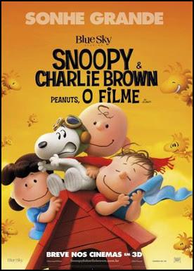 Snoopy e Charlie Brown: Peanuts O Filme BDRip (Dublado)