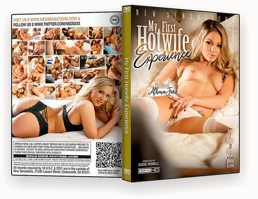 CAPA DVD – My First Hotwife Experience xxx 2018 – ISO