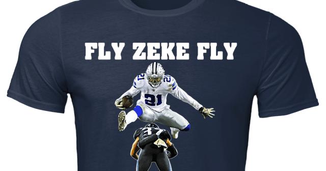 03d73cb06d3 Official Ezekiel Elliott Fly Zeke Fly sweater