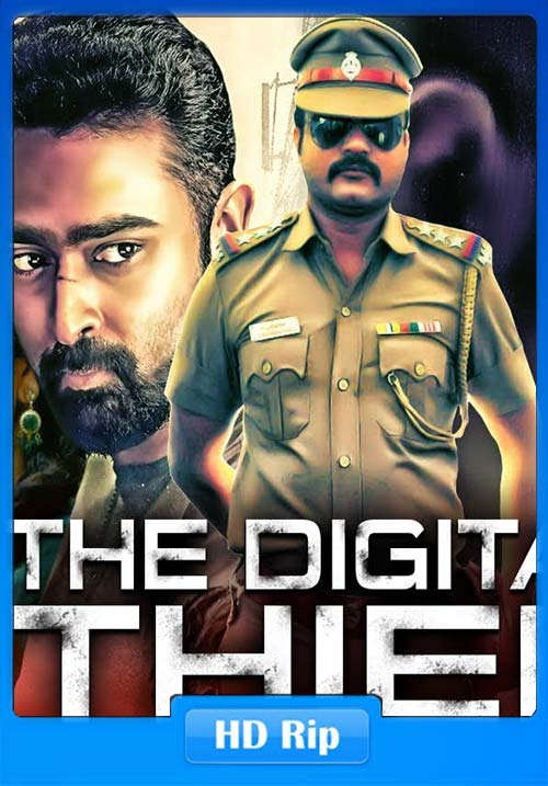 The Digital Thief 2020 720p Hindi Dubbed WEBRip x264 | 480p 300MB | 100MB HEVC