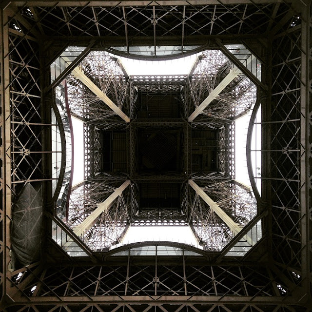 direct under eiffel tower