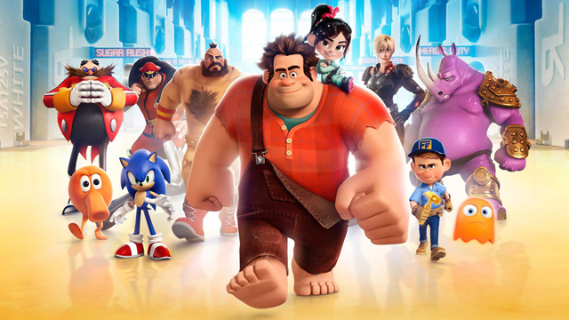 MOVIES: Ralph Breaks the Internet: Wreck-It Ralph 2 - News Roundup *Updated 16th January 2018*