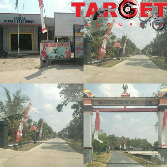 Kades Desa Kudur Wardoyo Komitmen Untuk Memajukan Pembangunan Desa