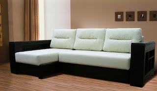 Eco Friendly Leather Sofa