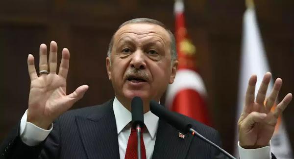 Ερντογάν: Θα έχουμε μαχητικό φτιαγμένο στην Τουρκία σε 5-6 χρόνια – Η  Ελλάδα οδεύει προς μεσαίωνα