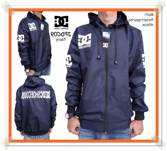 model jaket parasit dc