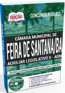 apostila-camara-de-feira-de-santana-ba-2018-auxiliar-legislativo-ii-administrativo