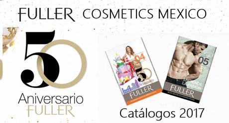 Fuller Cosmeticos Mexico y Catalogos 2017