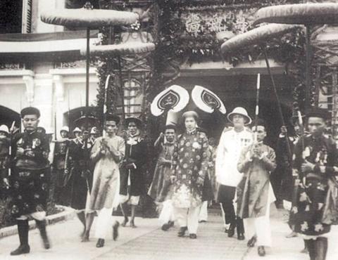Rare black & white photos of Ancient Hue