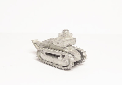 F40  FT-17 Command tank