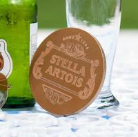 Porta-copo Stella Artois