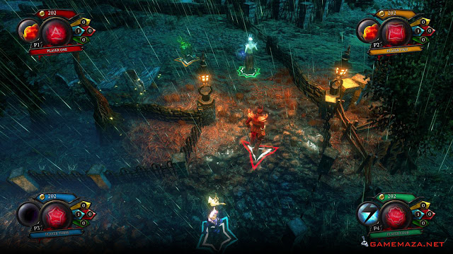 Overlord Fellowship of Evil Gameplay Screenshot 2