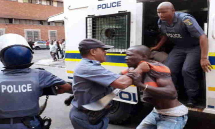 How Another Nigerian Was 'Killed' By South African Police