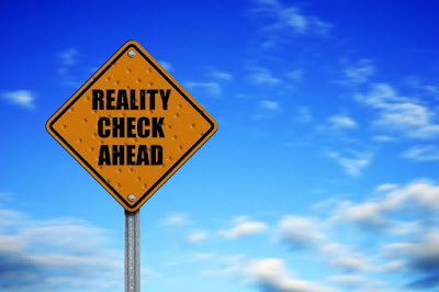 Reality check ahead - are you right with God?