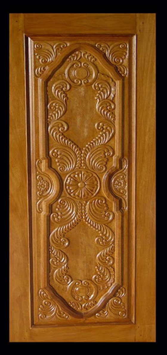 Wood Design Ideas: latest Model home Front wooden door ...