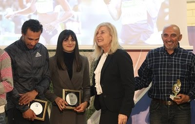 Στις κορυφαίες αθλήτριες της Εθνικής ομάδας η Ναυπλιώτισσα Κωνσταντίνα Γιαννοπούλου