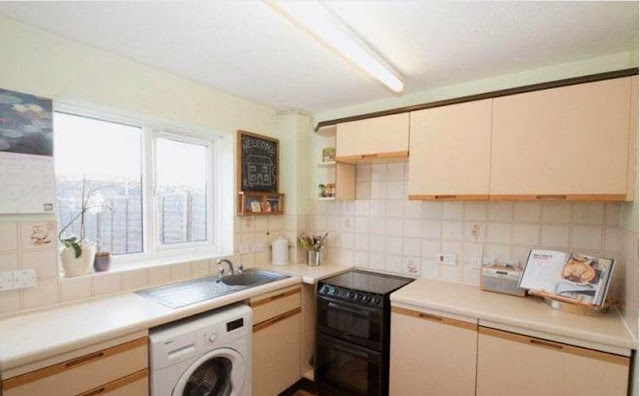 tangmere buy-to-let house kitchen