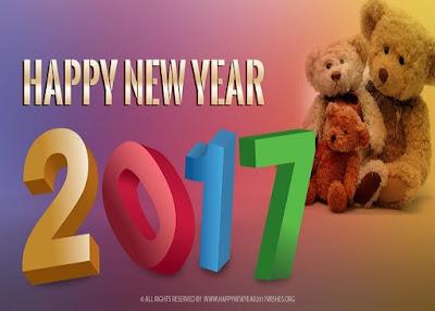 New Year 2017 Status
