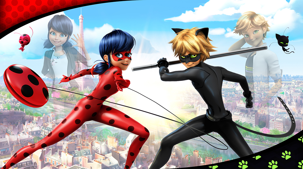 On this DVD you get 6 episodes that are packed with epic adventures that  have been seen on Nickelodeon! You find a pair of superheroes Lady Bug and  Cat Noir ... 76b06c345