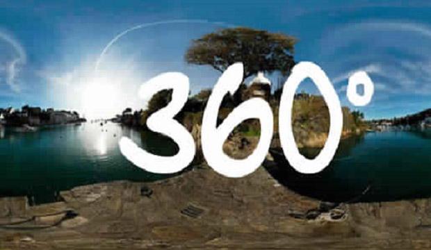 تحميل و تشغيل فيديوهات 360 درجة على الحاسوب و بجودة عالية