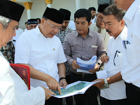 Masjid Baitul Izzah Akan Kelar direnovasi di Tahun 2020