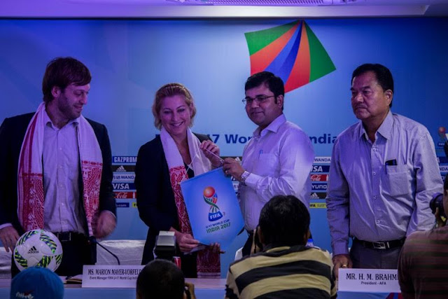 Guwahati to host FIFA U17 World Cup