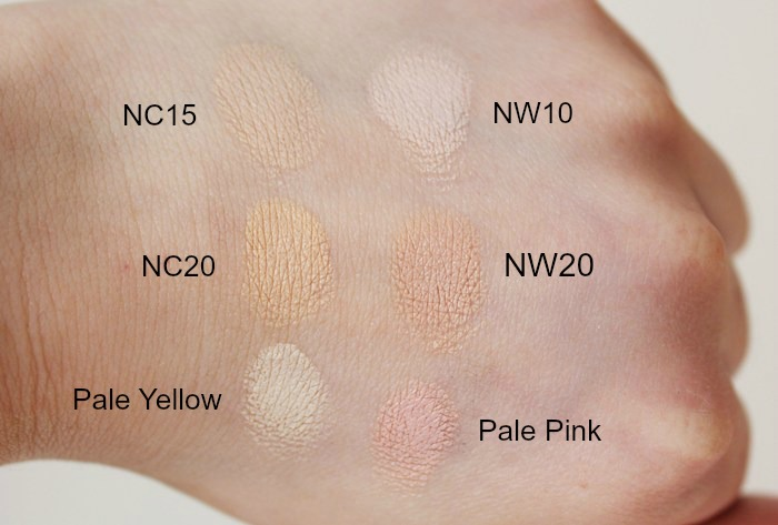 Conceal And Correct Palette by MAC #16