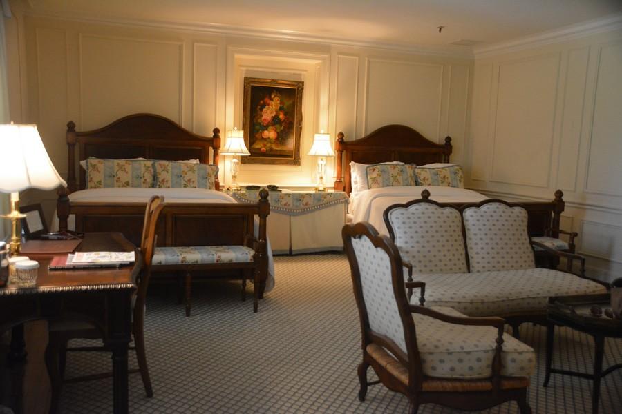 Chambre historique Graylyn