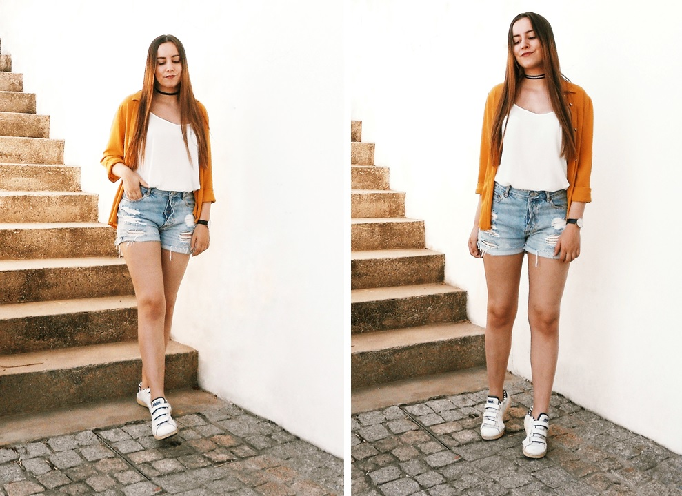 OOTD | SUMMER LATE GOODBYE