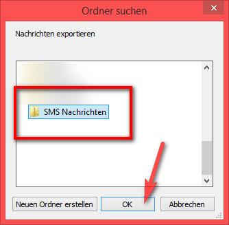 programm sms nachrichten vom iphone auf ipad