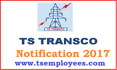 TS Transco Notification Online Application for AE AEE Jr Lineman Jobs @ tsTransco.telangana.gov.in