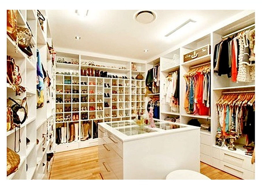 dressing room ideas for home