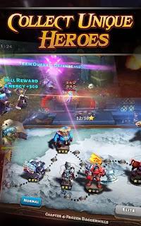 Download Heroes Titans 2 v0.1.23 Mod Apk Terbaru