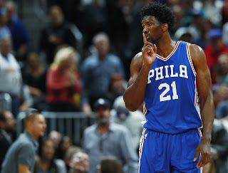 Joel Embiid, Greg Oden, fragile big, torn meniscus, broken bone
