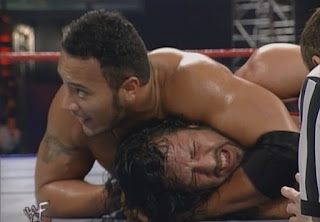 WWE / WWF Capital Carnage 1998 - The Rock defended the WWF title against X-Pac