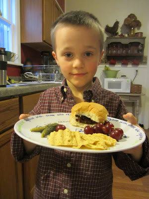 How And Why I Teach My Son to Cook-The Unlikely Homeschool