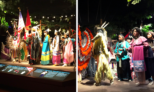 Incredible powwow exhibit created with the input of Wisconsin's tribes.