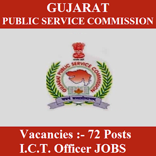 Gujarat Public Service Commission, GPSC, PSC, Gujarat, Officer, Graduation, freejobalert, Sarkari Naukri, Latest Jobs, gpsc logo