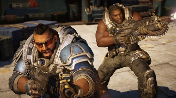 Gears 5 PC Full Español Latino