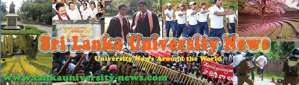 Sri Lanka Campus Admission Hand Book - Tomorrow or Thursday