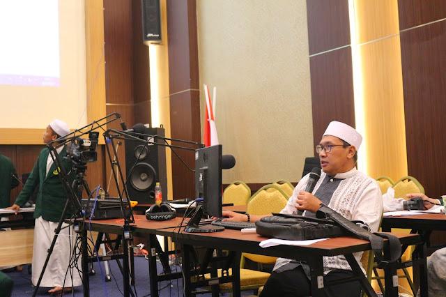 Whorkshop Media HMJ KPI; Pelatihan Radio untuk  Dakwah Yang Lebih Efektif | LPMDalwa | Dalwa