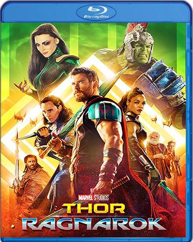 Thor: Ragnarok [2017] [BD50] [Latino]