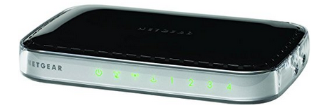NetGear RangeMax N150 Wireless Router WNR1000